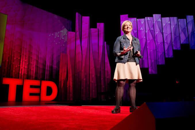 Brene Brown TED Talks