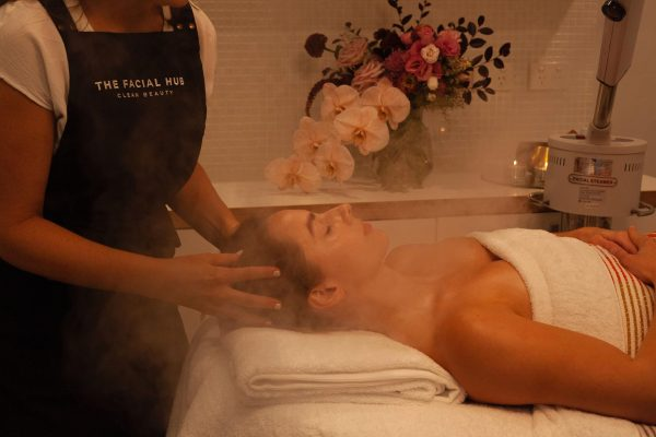 Relaxing Facials Brisbane