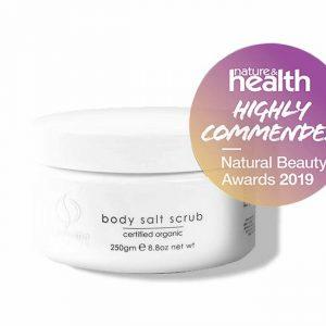Organicspa Body Salt Scrub