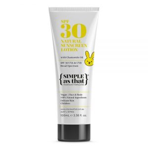 Simple As That Children's Sunscreen