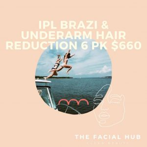 IPL Hair Reduction