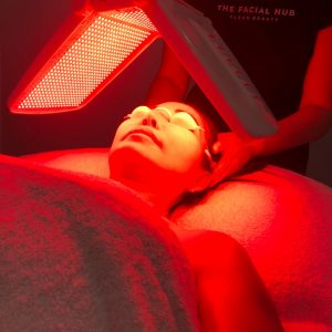 LED Light Therapy Facial Brisbane