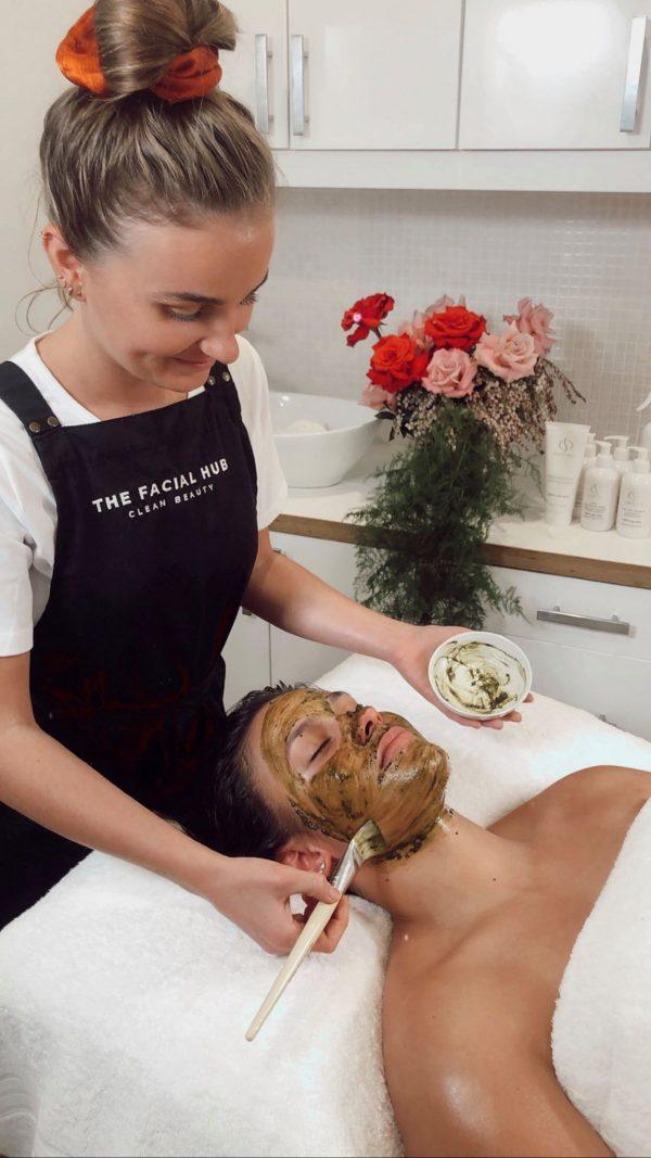 Enzyme Facial Treatment Brisbane