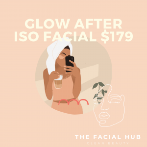 Glow After ISO Facial