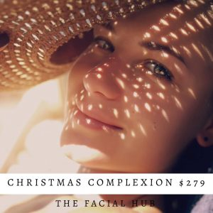 Christmas Complexion Facial Gift Voucher